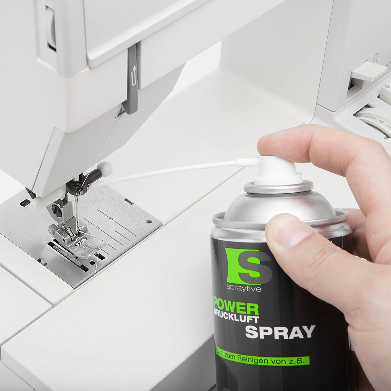 24x spraytive 400 ml power druckluftspray. Black Bedroom Furniture Sets. Home Design Ideas