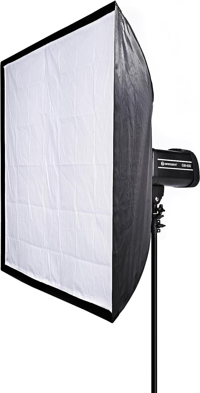 90 x 90 cm Softbox Bresser F000008 Highgrade con Rejilla