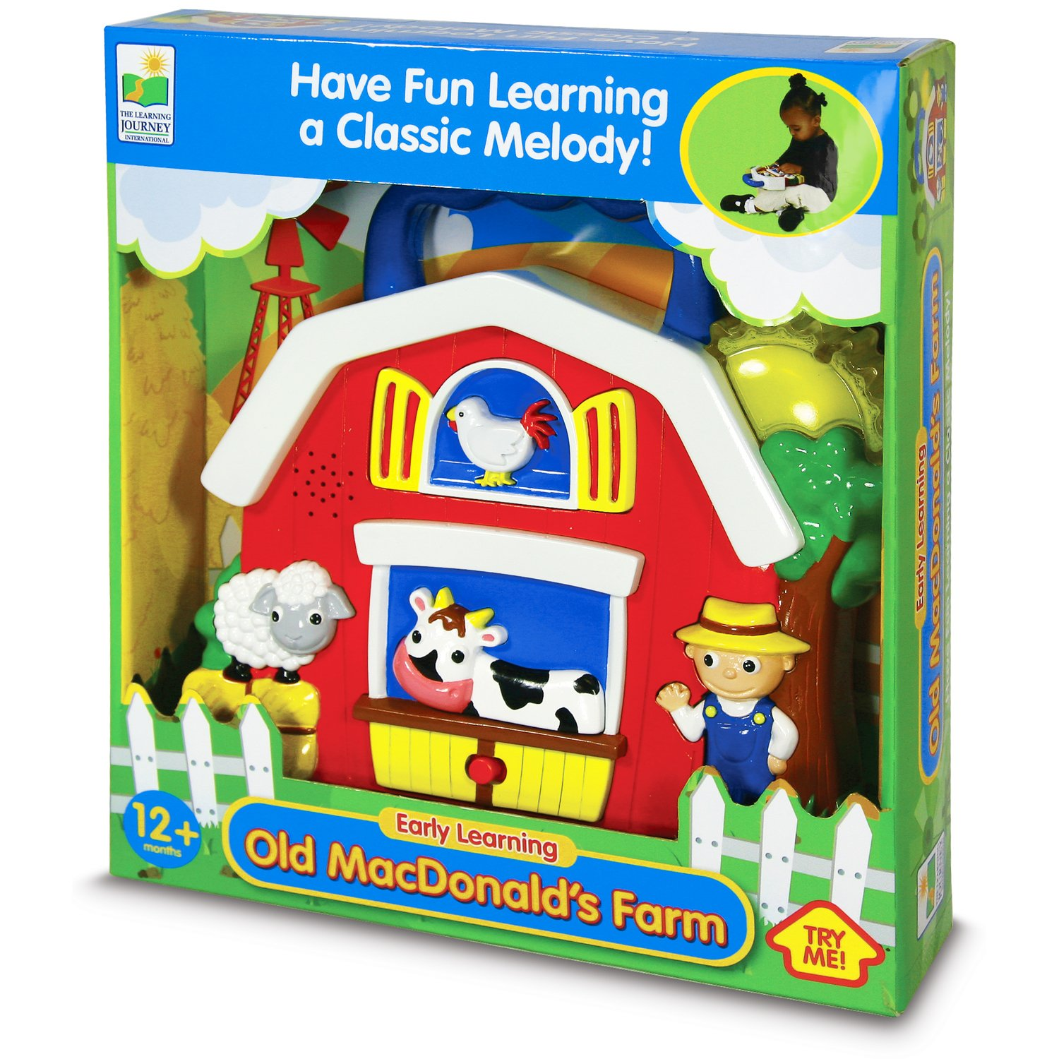 Amazon The Learning Journey Early Learning Old Macdonald s