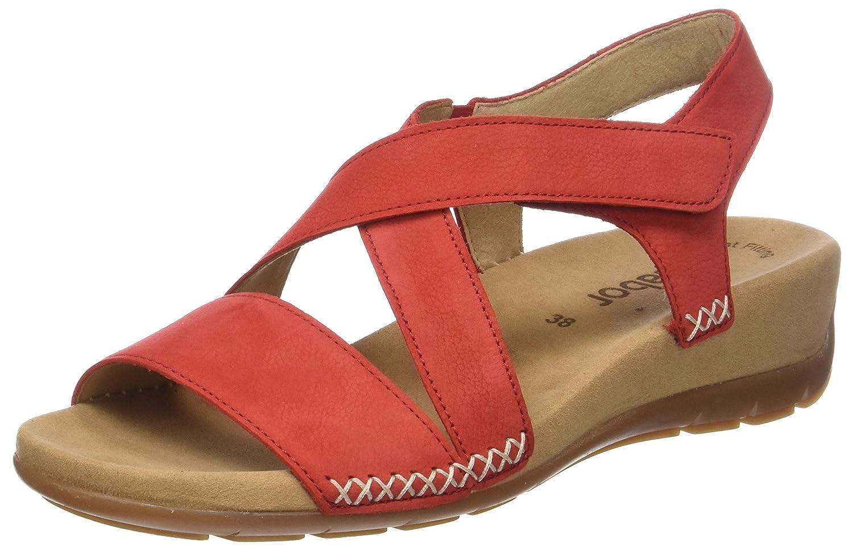 Gabor Shoes Gabor Jollys, Mules para Mujer 39 EU|Rojo (Kiss)