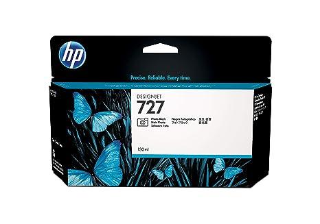 HP 727 130-ml Photo Black - Cartucho de Tinta para impresoras ...