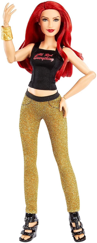 WWE Superstars Eva Marie Doll Mattel FGW22