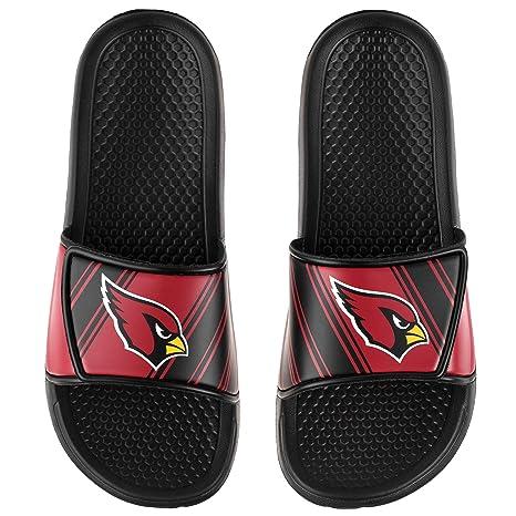 Amazon.com   NFL Mens Legacy Sport Shower Slide Flip Flop Sandals ... 372035df7