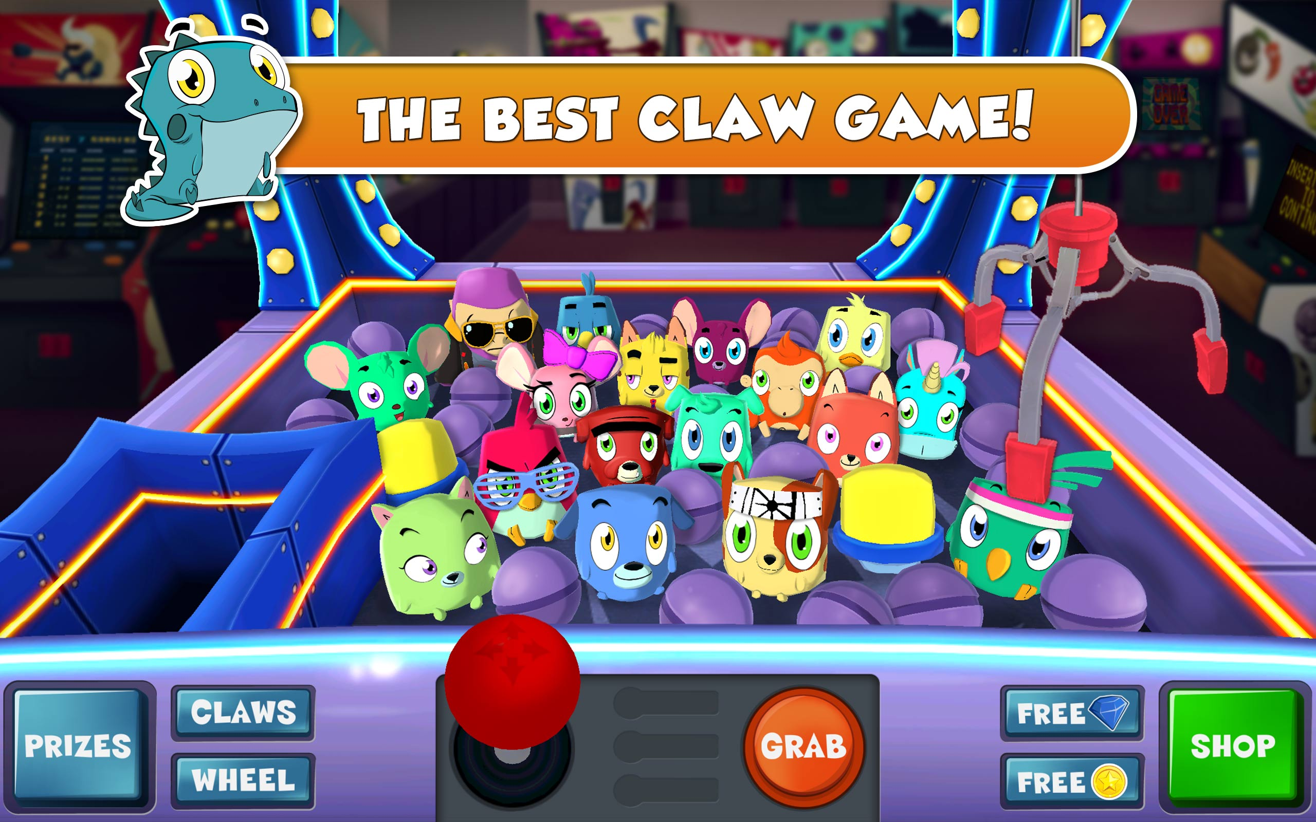 amazoncom prize claw 2 appstore for android