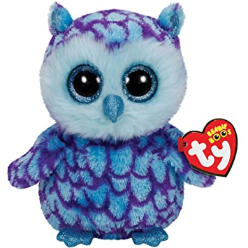 Image Unavailable. Image not available for. Color  Ty Beanie Boos Oscar the  Owl - Medium 0e083f152dd4