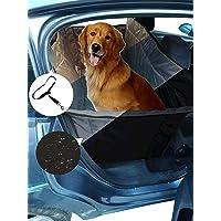 Araba Araç Arka Koltuk Kılıfı Kedi - Köpek Örtüsü - Havuzu (GRİ)