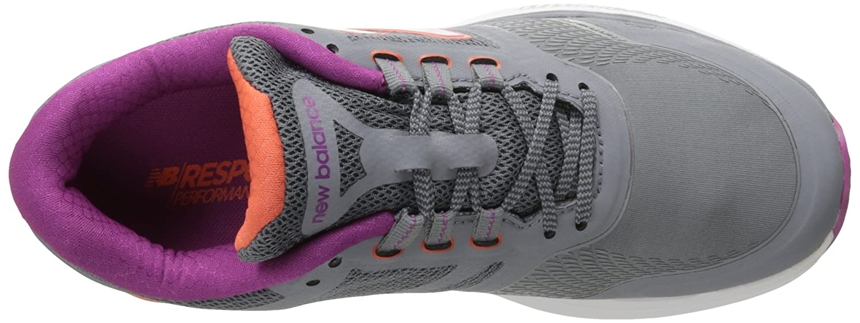 New Balance Women's WW1865v1 Walking Shoe B019DLCW8O 7.5 2E US|Grey
