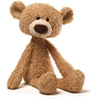 "Gotta Getta Gund 4040131 Toothpick Teddy Bear Stuffed Animal Plush, Beige, 15"""