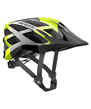 Scott Cascos multiuso Spunto Lime / Camo Uni Junior