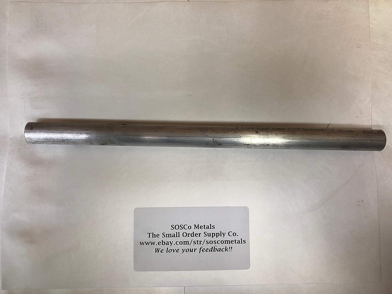 """Aluminum Round Bar Rod 3/"""" Diameter 6061 x 11/"""""""