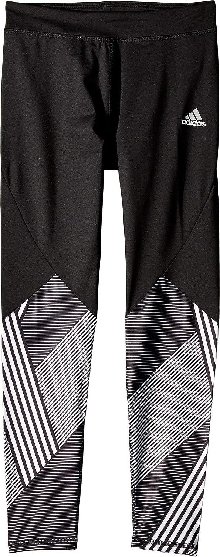 Noir S adidas Alpha Collants intégrisx pour Fille