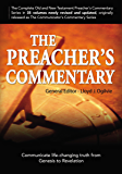 The The Preacher's Commentary - Vols. 1-35: Genesis – Revelation (English Edition)