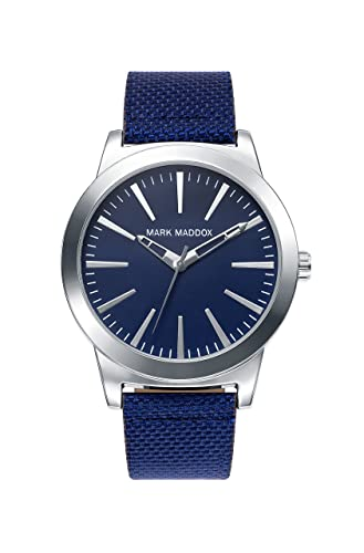 Image Unavailable. Image not available for. Color: RELOJ MARK MADDOX HC0013-37 HOMBRE