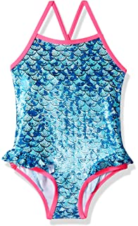 Girls Toddler Bathers Size 0 & 1