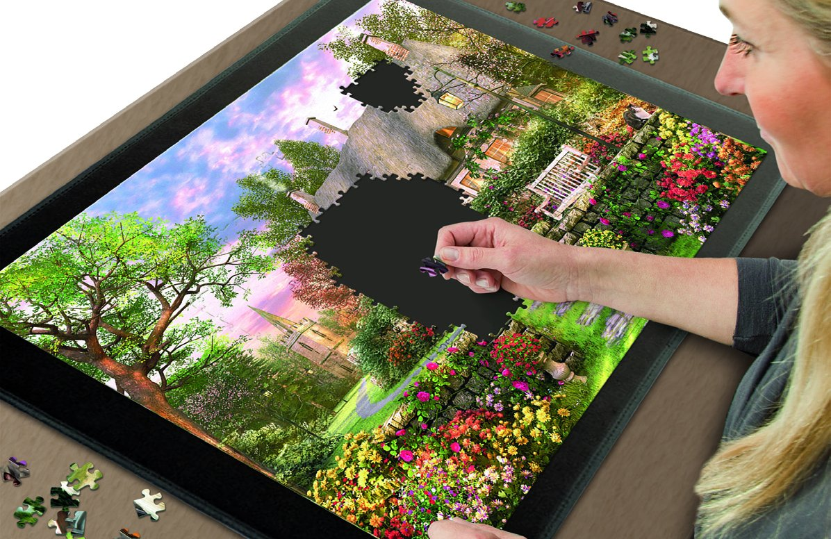 Jumbo Portapuzzle Basic Jigsaw Puzzle Board 1000 Piece