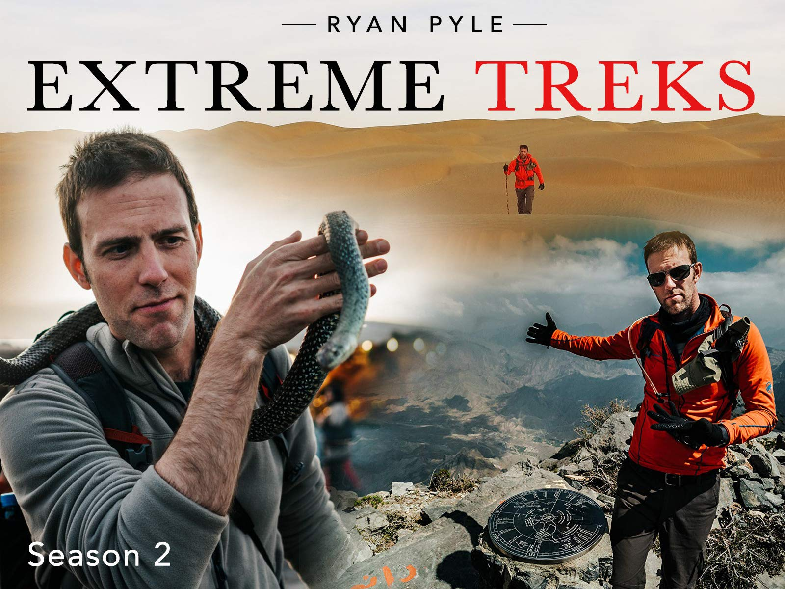 Extreme Treks: Season 2 on Amazon Prime Video UK