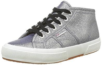 Superga Damen 2754 Lamew High-Top, Grau (Grey), 40 EU