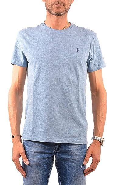 Ralph Lauren T-Shirt m/m Polo Avio: Amazon.es: Ropa y accesorios