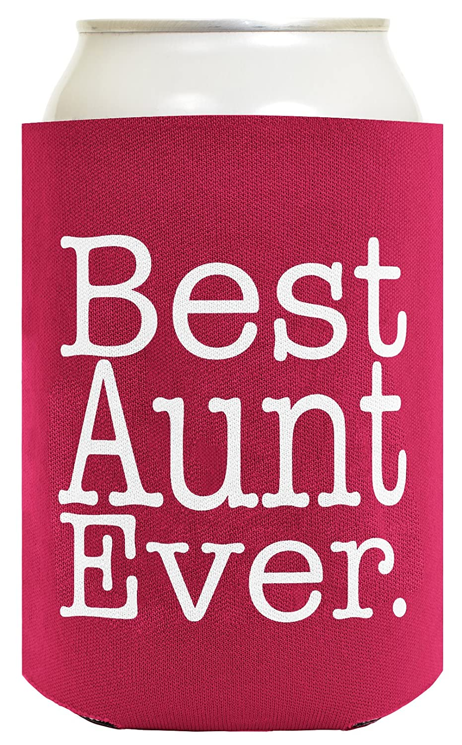 Amazon.com: Funny Can Coolie Best Aunt Ever Gift 2 Pack Can ...