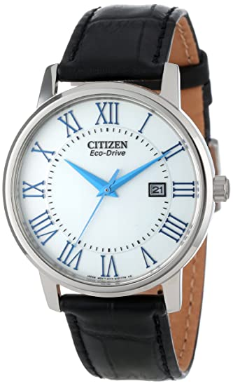 "Citizen Men's BM6758-06A ""Eco-Drive"" Stainless Steel Watch"