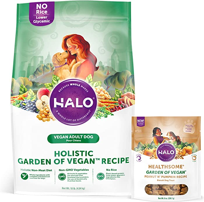 Top 10 Halo Dog Food 10Pound