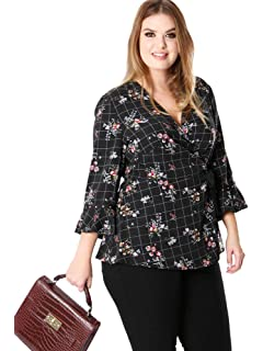 18b03639a Lovedrobe Koko Women's Plus Size Sequin Pencil Skirt: Amazon.co.uk ...