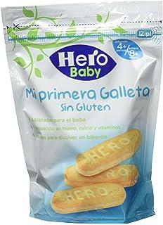 Hero Baby Mi Primera Galleta sin Gluten - 180 gr