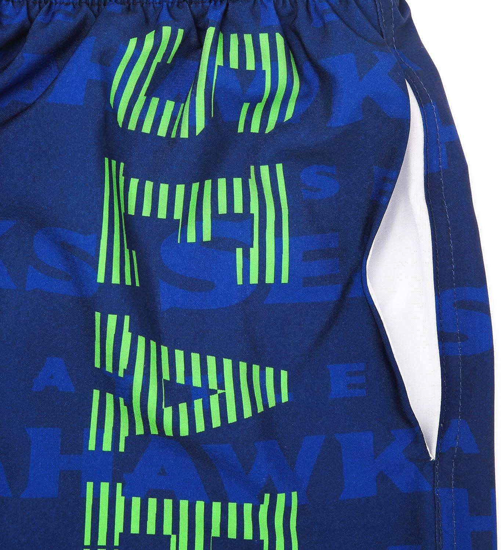 Mens Sportwear Quick Dry Board Shorts Training Swim Running Trunks Shorts Beachwear Bathing Suits with Lining