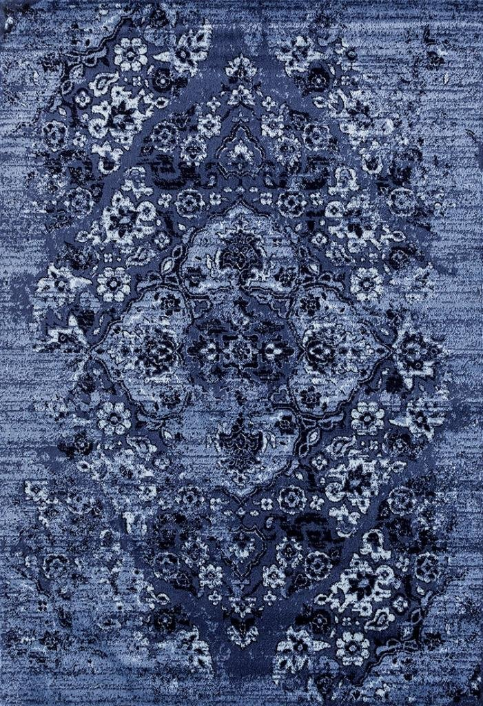 4620 Distressed Blue 2'0x3'0 Area Rug Carpet Large New Persian-Rugs COMINHKPR116074