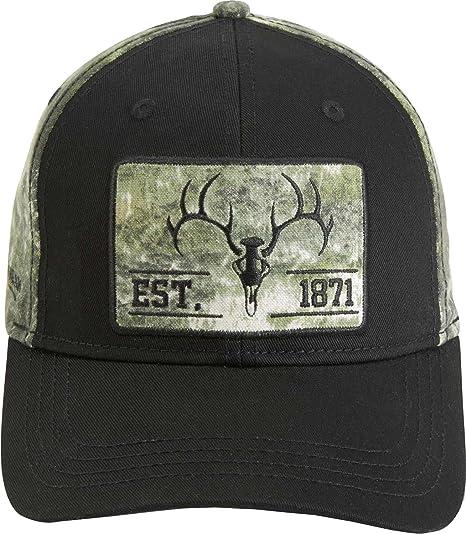 Amazon.com  Field   Stream Semi Flat Brim Camo Hat (Mossy Oak Mtn ... aae23666acaa