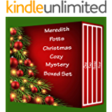 Meredith Potts Christmas Cozy Mystery Boxed Set