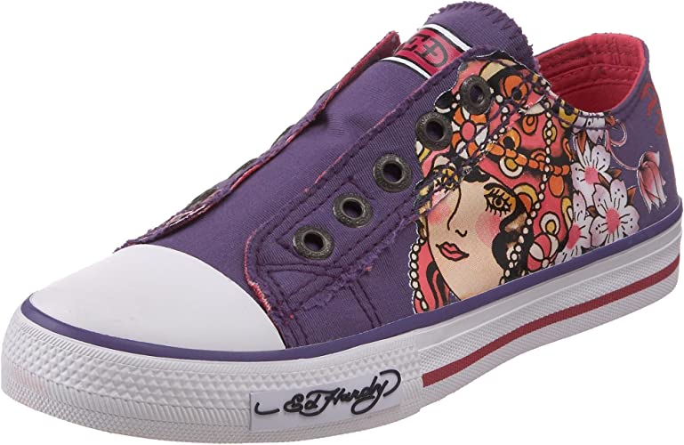 Toddler//Little Kid//Big Kid Ed Hardy HR Twink Sneaker
