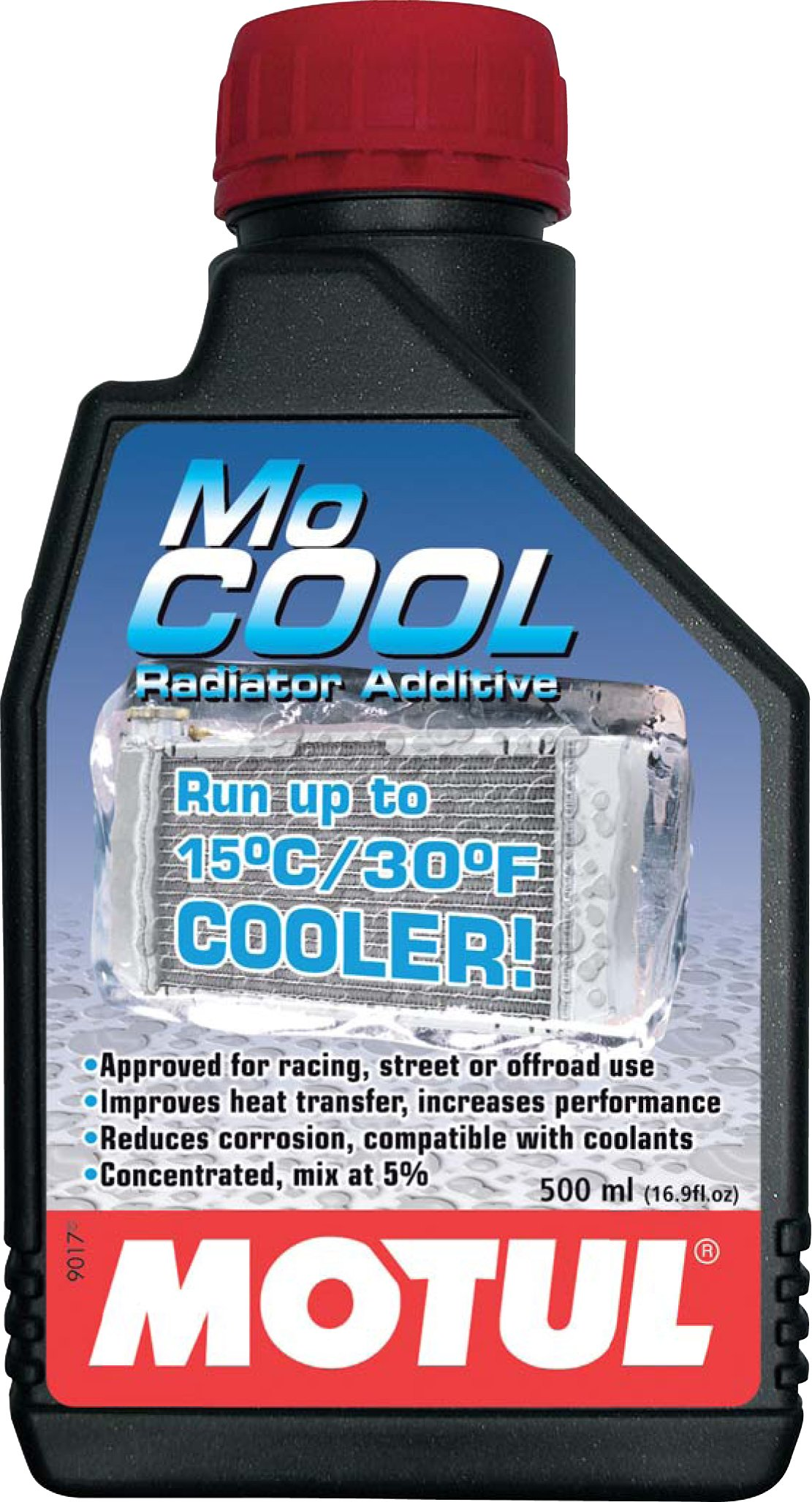 Motul 847405-12PK Mocool Radiator Additive - 500 ml, (Case Pack of 12) by Motul