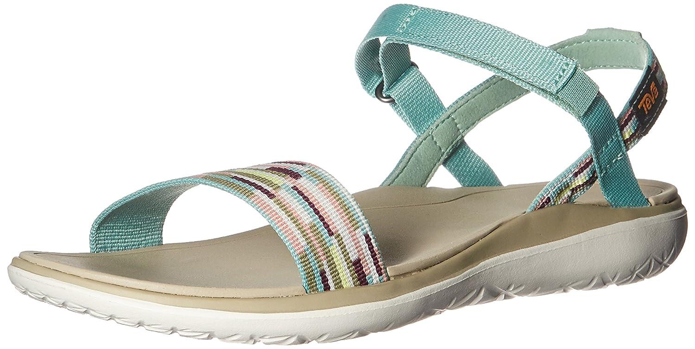 Teva Women's W Terra-Float Nova Sandal B01IPZ0MSG 5.5 B(M) US|Tacion Aqua