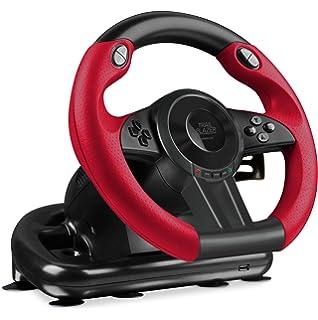 Volant De Course Racing Wheel Over Drive Pour Xbox One: Amazon.fr ...