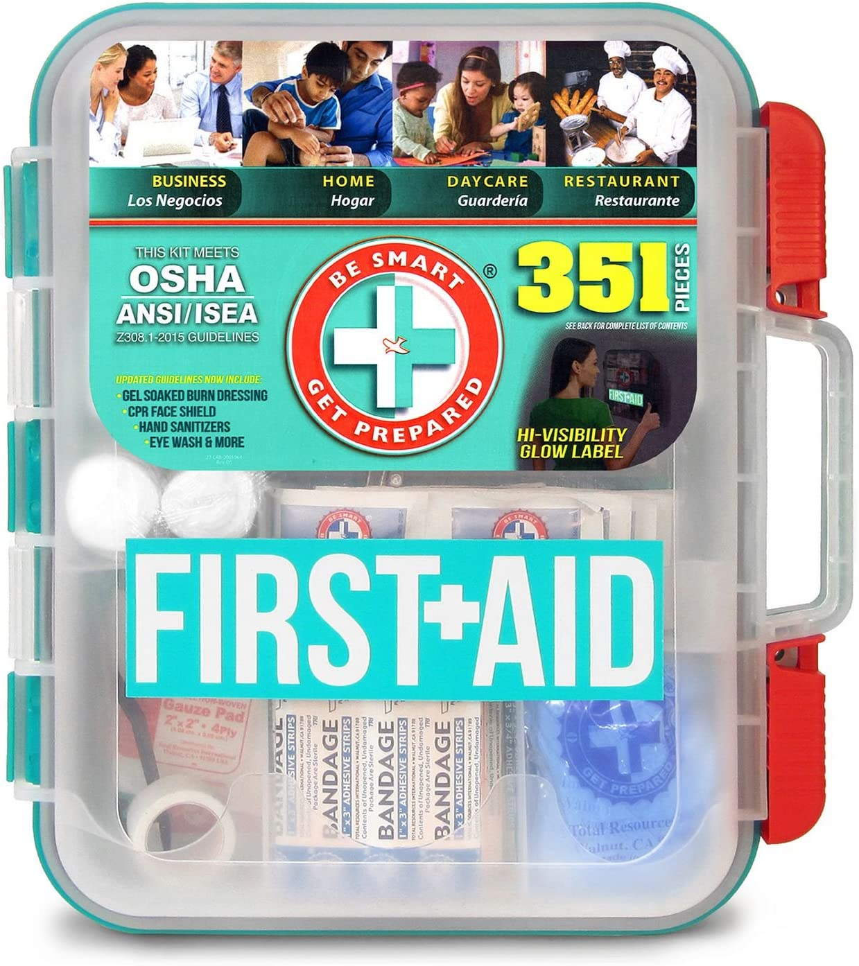 First-Aid Kit (351 pc.) AS