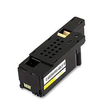 Merotoner Toner Compatible con DELL e525 W Impresora ...