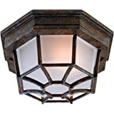 Savoy House 5-2066-72 One Light Flush Mount