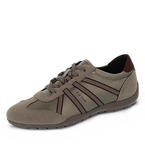Geox Cerrado Mujer, Color Beige, Talla 36: Amazon.es: Zapatos y complementos
