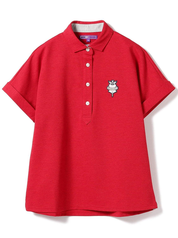 経典ブランド (ビームスゴルフ)BEAMS GOLF/ポロシャツ PURPLE LABEL ポロシャツ/オフショルダー M ポロシャツ レディース M レディース レッド B07QHCYL35, マイスキップ:a1cecb18 --- outmail.friendsofbaker.com