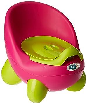 6f44d93a1d2 Bébélol à Pot bébé toilette bébé aux couleurs vives ! Coloris au Choix  (rose)