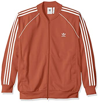 cbe589fe adidas Originals Men's Superstar Track Jacket at Amazon Men's ...