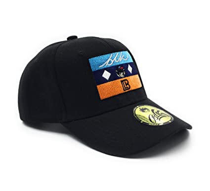 0ac0f871a1e Gold Supreme Flag Dad Hat - Black  Amazon.co.uk  Clothing
