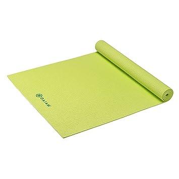 Gaiam - Esterilla de yoga para niños - 05-61641, Lime ...