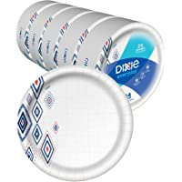 Deals on Dixie Everyday Paper Plates, 10 1/16 Inches 220-Count