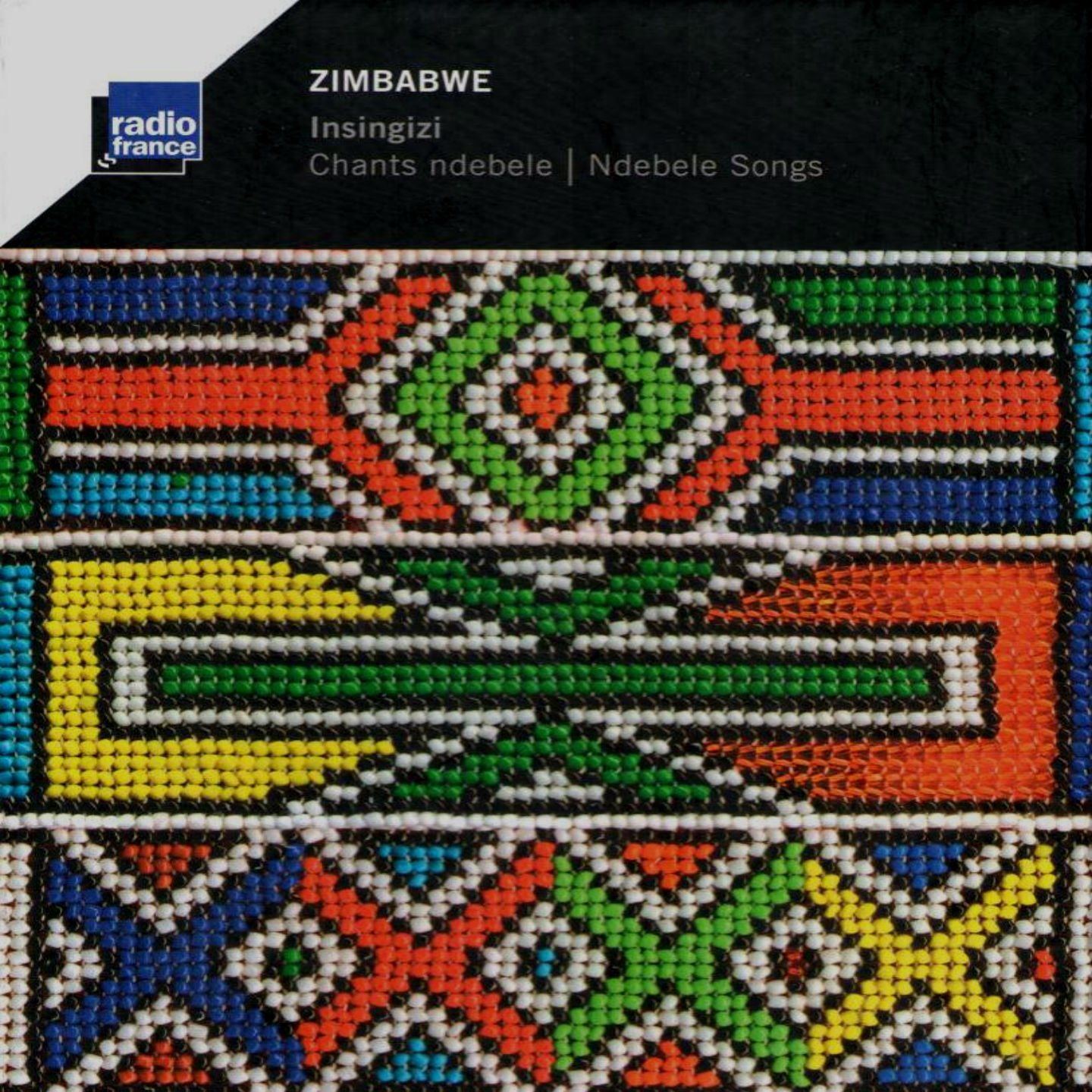 Zimbabwe: Chants ndebele (Ndebele songs) by Ocora Radio-France