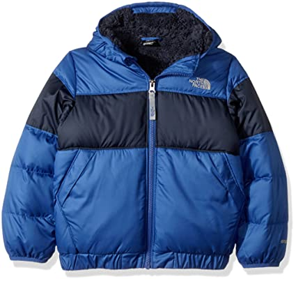 f58235ce7 The North Face Little Boys' Toddler Moondoggy 2.0 Down Jacket (Sizes ...