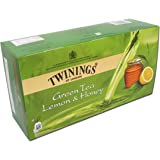 Twinings Green Tea Lemon & Honey - 100 Bags