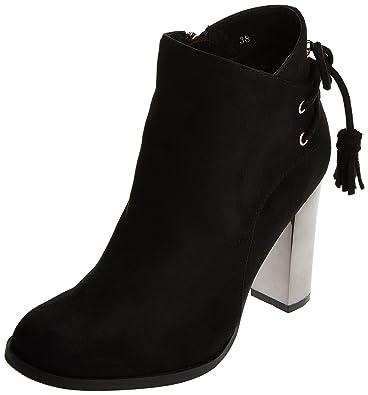 Xti 030505, Bottines Femme, Noir (Black Black), 41 EU