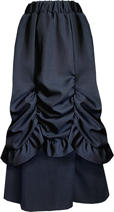 Edwardian Long Skirt